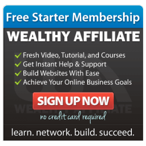 Click Here to Learn To Build A Highly Successful Online Business at Wealthy Affiliate University