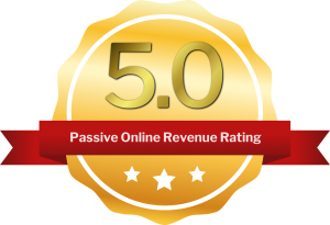 Passive Online Revenue Five Points Rating