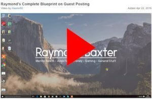 Complete Blueprint on Guest Posting
