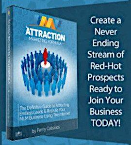 Attraction Marketing Formula EBook