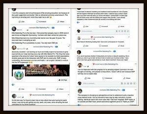 Elite Marketing Pro - Testimonials - large view