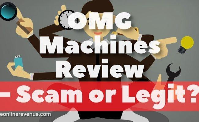 OMG Machines Review - Scam or Legit?