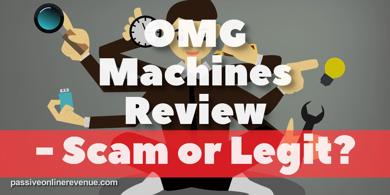 OMG Machines Review – Scam or Legit?