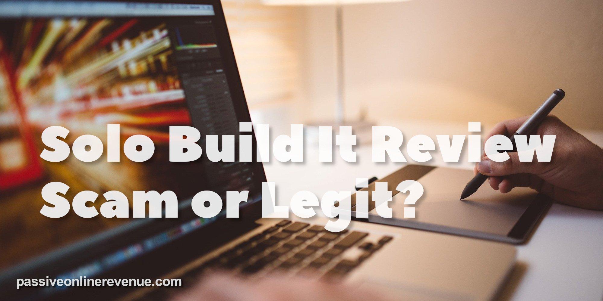 Solo Build It Review