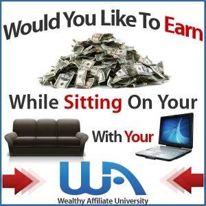 Wealthy Affiliate University Learn To Earn Online