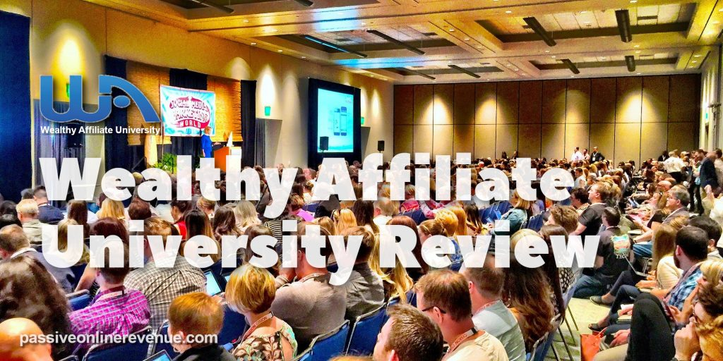 Wealthy Affiliate University Review