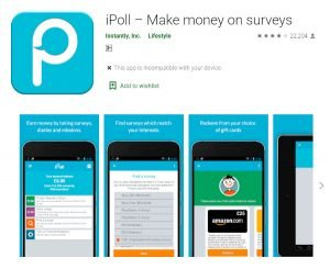 iPoll App On Android Play Store