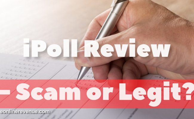 iPoll Review - Scam or Legit?