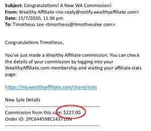 Congratulations! A New WA Commission!
