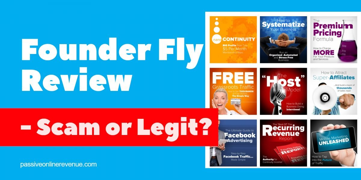 Founder Fly Review – Scam or Legit?