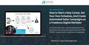 Free Webinar at Affiliate Institute