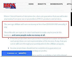 Get Weekly Paychecks Review Income Disclosure Statement