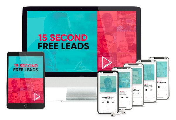 15 Second Free Leads - TikTok Training