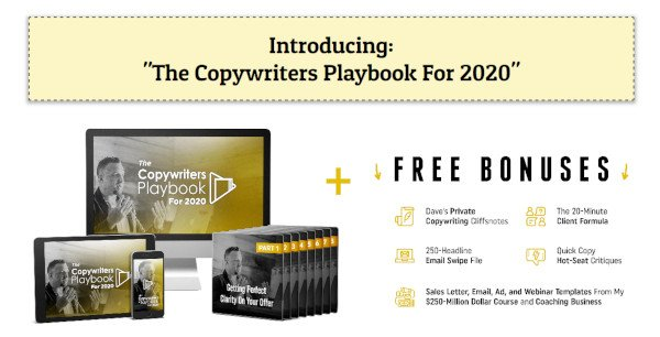 Copywriter's Playbook