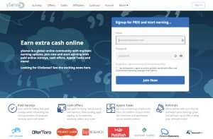 ySense - Earn Side Income with Surveys Offers and Tasks