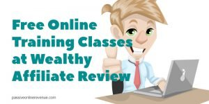 Free Online Training Classes at Wealthy Affiliate Review
