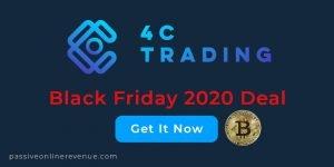 4C Trading Black Friday Deal 2020