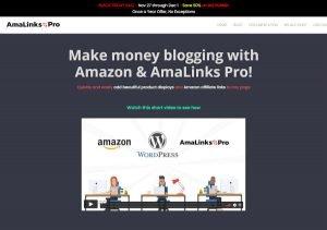 AmaLinks Pro Home Page