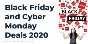 Black Friday and Cyber Monday Deals 2020