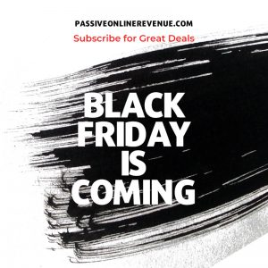 Black Friday is Coming! 2020