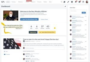 New Design and Layout of Wealthy Affiliate