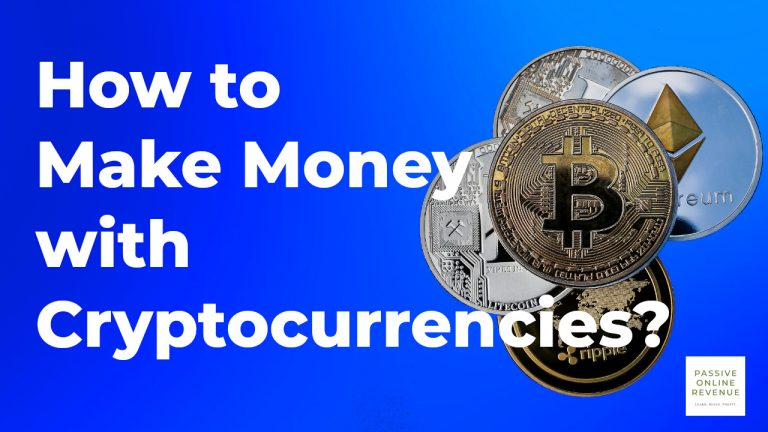 How to Make Money with Cryptocurrencies?