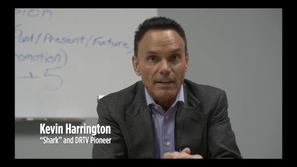 Kevin Harrington, Shark Tank