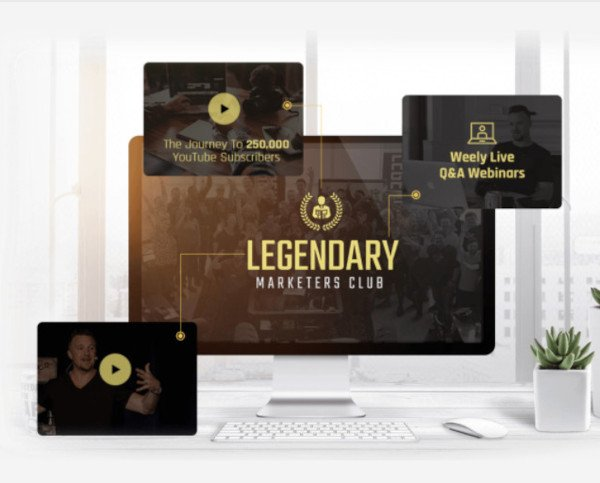Legendary Marketer Club