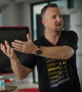 Legendary Marketer Private Client Coaching Program with Dave Sharpe