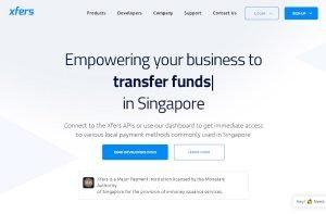 Xfers Homepage