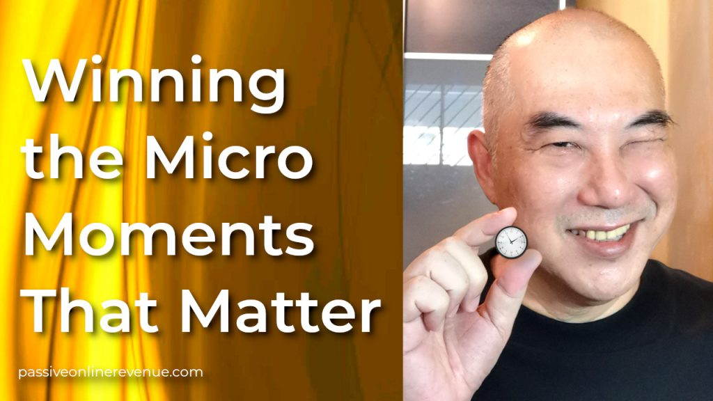 Winning the Micro Moments That Matter