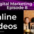 On Page SEO - Online Videos - 5th of 12 Techniques That Work | Episode 8 | Digital Marketing 101