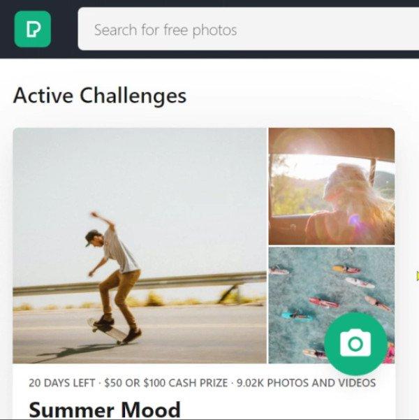 Pexels Summer Mood Photo Challenge